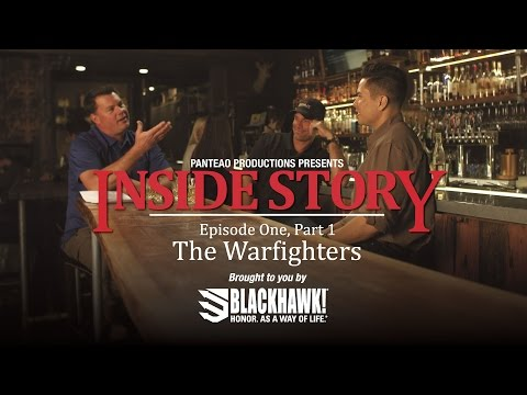 Panteao Full INSIDE STORY: Episode One - The Warfighters, Part 1
