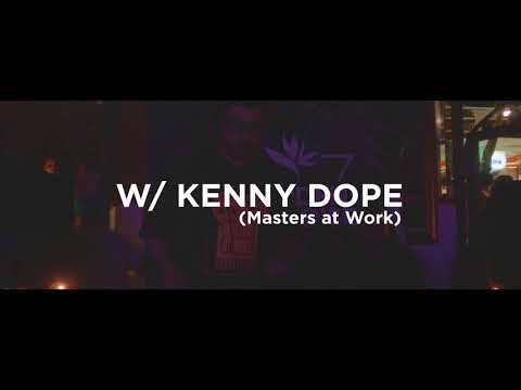 """Kenny Dope Masters at Work for Riviera Gang Crew """"Garden Paradise"""" 01062018"""