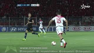 بطولة_إتصالات_المغرب|د.29| الوداد الرياضي 2-2 إتحاد طنجة هدف إبراهيم كومارا في الدقيقة 90+6.