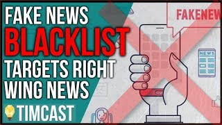 Conservative News Added To BLACKLIST, Targets Advertisers
