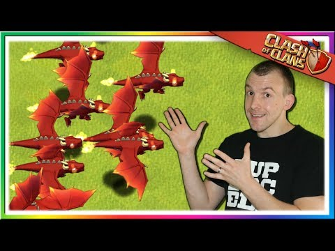 The DRAGONS ARE BACK At Town Hall 10 | Best TH10 Attack Strategies | Clash Of Clans