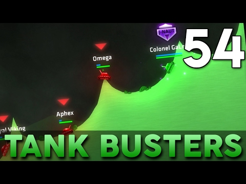 [54] Tank Busters (Let's Play ShellShock Live w/ GaLm and Friends)
