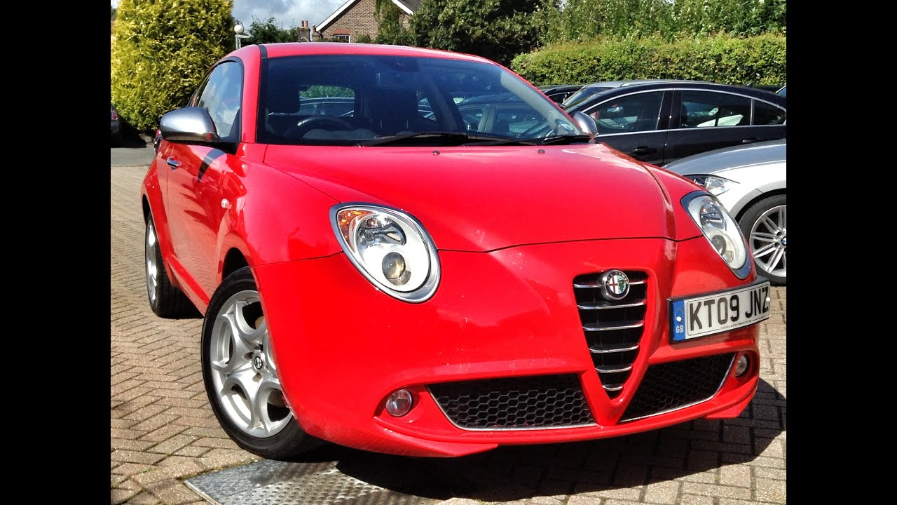 alfa romeo mito 1 4 tb 155 veloce 3dr for sale at cmc cars near brighton sussex youtube. Black Bedroom Furniture Sets. Home Design Ideas