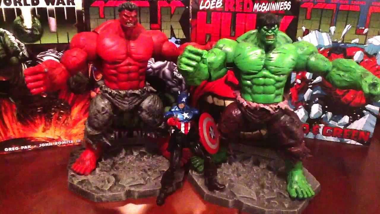 Marvel Select Red Hulk