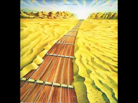 John Williams - Romanza - From 'Travelling' Album - Cube Records 1978