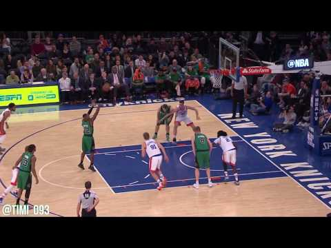 Terry Rozier Highlights vs New York Knicks (12 pts, 4 ast, 3 stl)