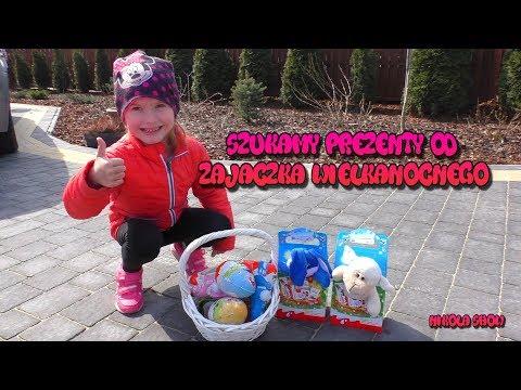 Szukamy Prezenty od Zajączka Wielkanocnego Kinder Surprise  i Rozwiązanie Konkursu NIKOLA SHOW :)