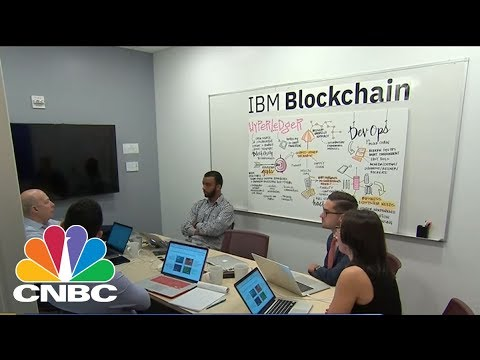 IBM's Jason Kelley On Bitcoin's Underlying Technology And High Demand For Blockchain Services | CNBC