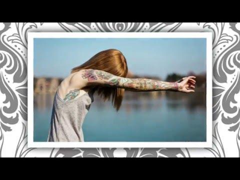 Hình xăm cánh tay nữ đẹp nhất được yêu thích bởi sự duyên dáng cá tính