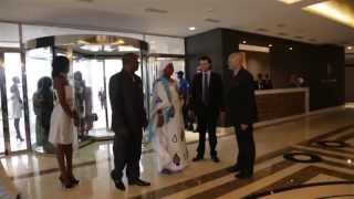 Hotel Conakry. Palm Camayenne. Opening. 2013