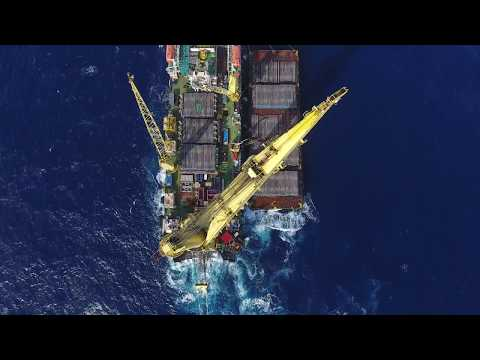 SAPURA 3000 PIPE LAYING VESSEL IN VIETNAM