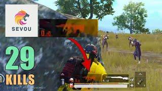 NO AMMO vs 4 WIN!!! | 29 KILLS | SOLO SQUAD | PUBG Mobile