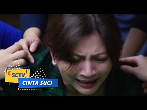 Tangis Bu Wahida PECAH Melihat Jenazah Pak Farhan | Cinta Suci Episode 189 Dan 190