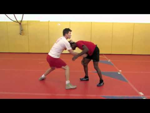 Chris Prickett Technique Session: Underhook - Head Snap Setup With Snap Down Finish