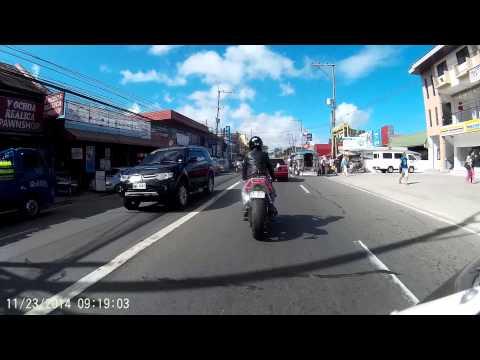 Hrcp Ride to Balayan Batangas Hidden resort 11/23/2014 part2