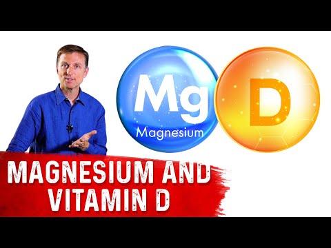 Magnesium and Vitamin D: Interesting Relationship
