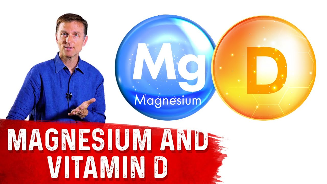 Magnesium and Vitamin D : Interesting Relationship