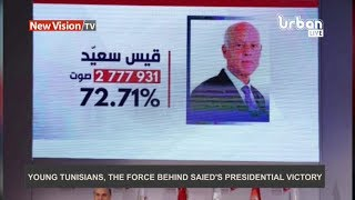 Why young Tunisians are behind Saied's presidential victory