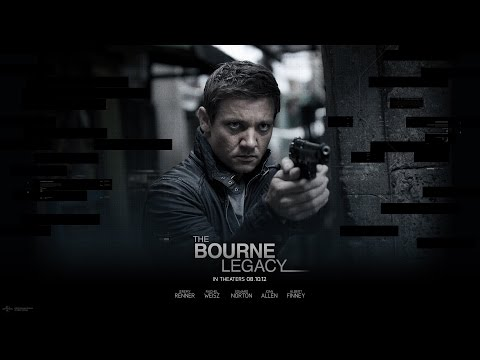 The Bourne Legacy Full Soundtrack