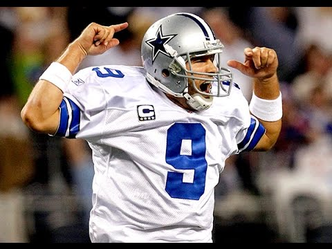 Tony Romo - Dallas Cowboys - Light Up The Sky ᴴᴰ