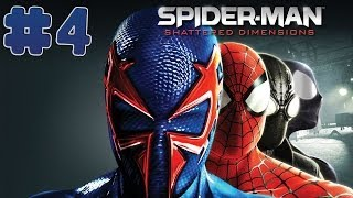 Spider-Man: Shattered Dimensions - Walkthrough - Part 4 - Hobgoblin (PC) [HD]
