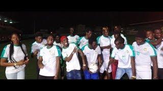 gaindé yi (les lions de la teranga) clip officiel avec sidy diop,momo dieng,,elaje keita,etc...