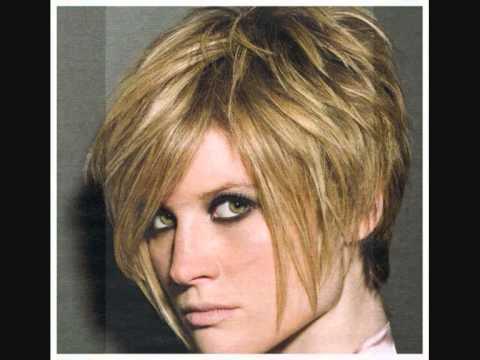 Cortes de pelo y peinados 2014 en cabellos cortos y - Peinados melenas cortas ...