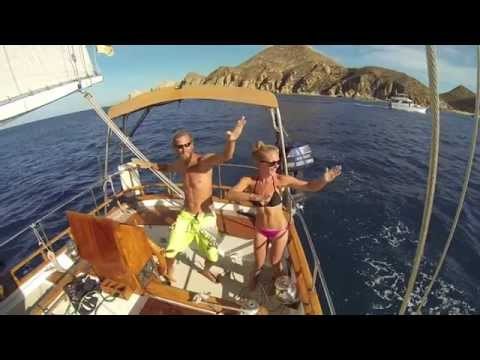 03 SYZERO - 20 days offshore pacific ocean crossing part 1