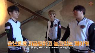 Faker is even good at juggling?! Jungler x Juggler Faker! [ Faker's Talk ]