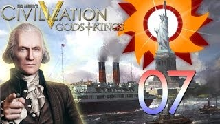 Civilization V Gods and Kings - America - Episode 7 ...The Mongolian Horde...
