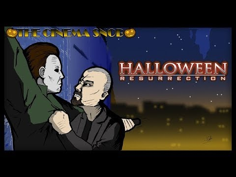 The Cinema Snob: HALLOWEEN: RESURRECTION
