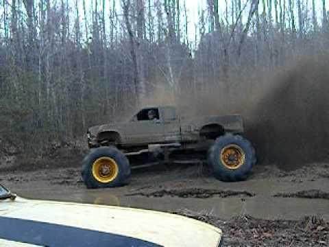 Mud Bogging Challenge Belmont N.Y. Oct~23~ 2010 Barnyard Boggers ...