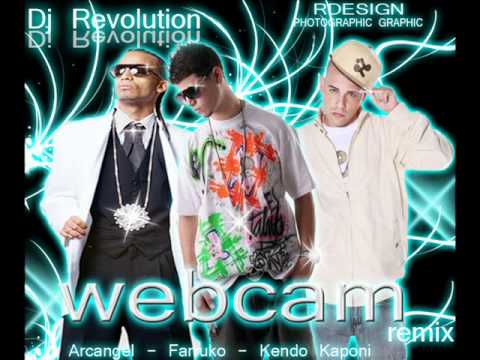 Web Cam Remix - Arcangel Ft Farruko Ft Kendo Kaponi (by Dj Revolution ) Peru Flow Company.