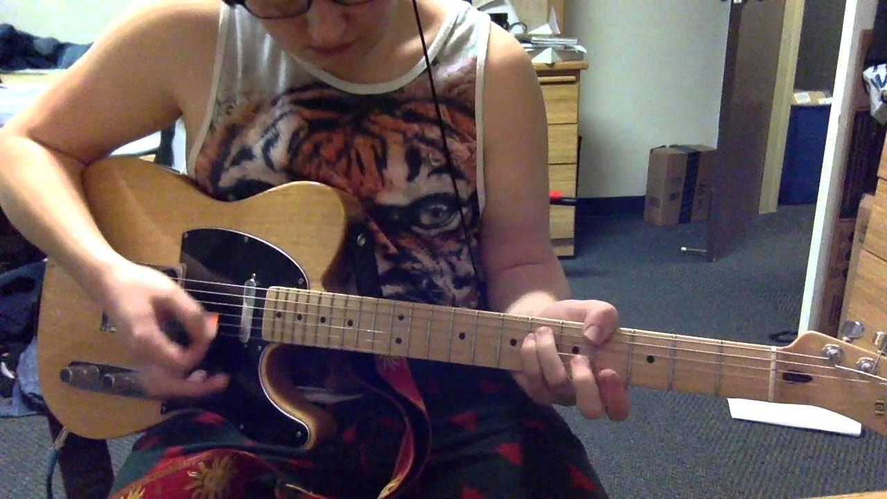 Al green guitar