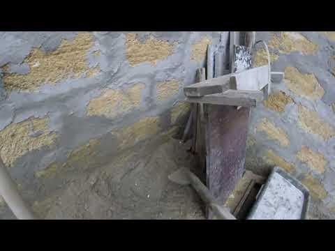 Кладка камня из ракушечника ПЕРЕЗАЛИВ  11_12 ряд Часть № 63