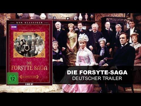 Die Forsyte Saga 1 YouTube Hörbuch Trailer auf Deutsch
