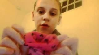 my donut bun sock how to make them for your hair bun !!! xx Thumbnail