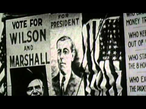 Woodrow Wilson Decision to go to War