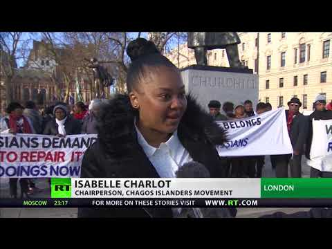 Chagos Islanders urge government to 'set right' wrongs of the past