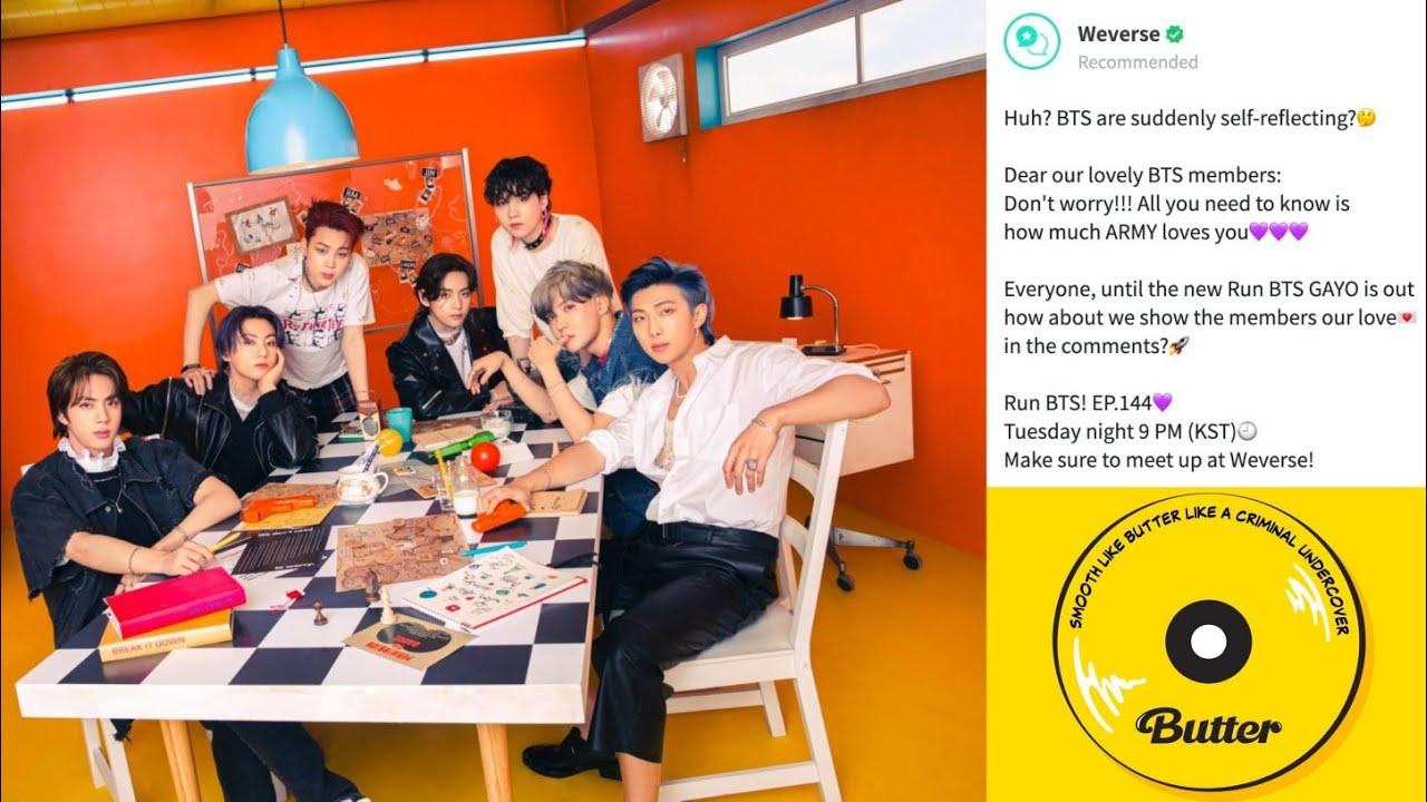 BTS 'PERMISSION TO DANCE/BUTTER' CONCEPT PHOTOS Version 1 ...