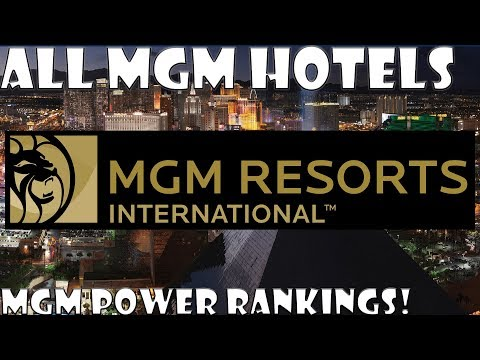 MGM Hotels Ranked Worst To Best