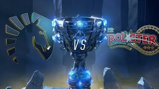 TL vs KT | Worlds Group Stage Day 7 | Team Liquid vs kt Rolster (2018)