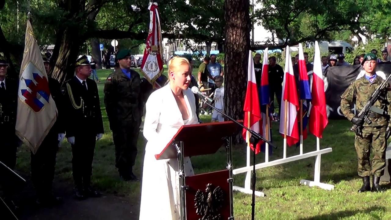 73. rocznica wybuchu  Powstania Warszawskiego Bydgoszcz 01.08.2017