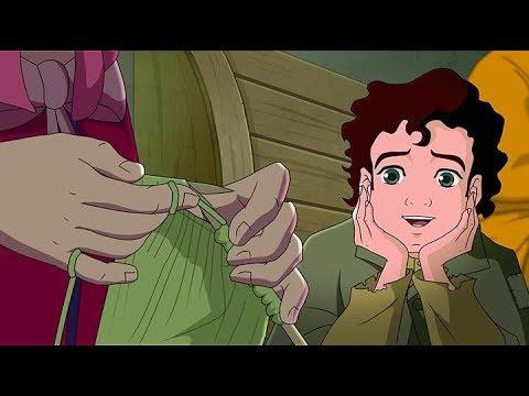 HEART / CUORE | Edmondo De Amicis's Novel | Full Episode 11 | Cartoon TV Series | English | HD