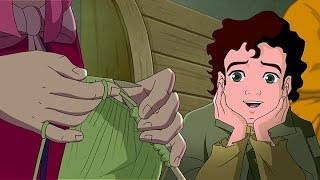 HEART / CUORE | Edmondo de Amicis Roman | Full Episode 11 | Cartoon TV-Serie | Deutsch | HD