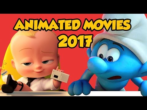 Thumbnail: Best Upcoming 2017 Animated Movie Trailers Compilation