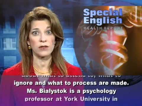 Are People Who Speak More Than One Language Smarter  » Luyện nghe tiếng Anh qua video VOA » Học qua clip