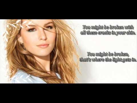 Bridgit Mendler - You're Something Beautiful (Lyrics)