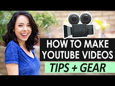 How to Make a YouTube Video in 4 Steps with Nikki Phillippi