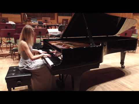 Fr.  Chopin Scherzo in E major Op 54, Anna Lipiak